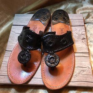 Jack Rogers Palm Beach Navajo Classic Sandal